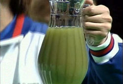the inui juice as penalty :x